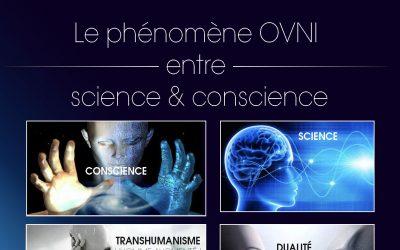 Pérols (34), 16 novembre 2018. Laurent Morlieras: «Le phénomène OVNI entre science et conscience.»