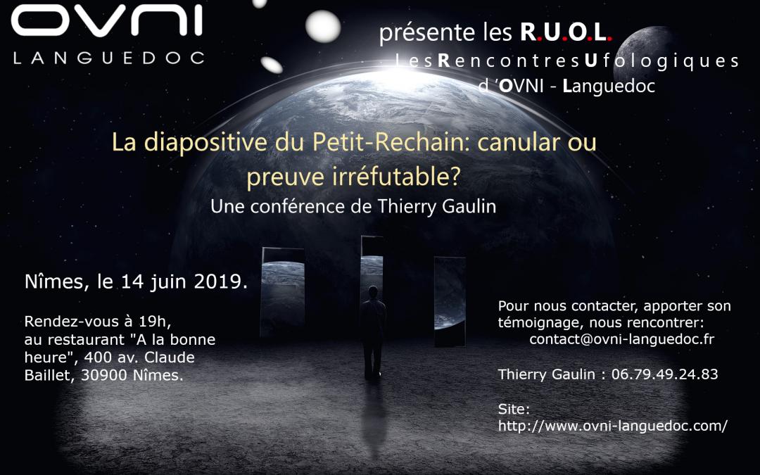 La diapositive du Petit-Rechain: canular ou preuve irréfutable?