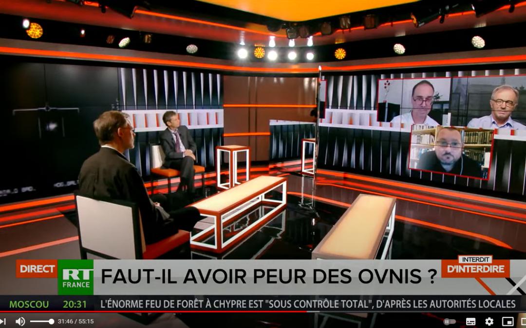 OVNI-Languedoc dans «Interdit d'interdire»!