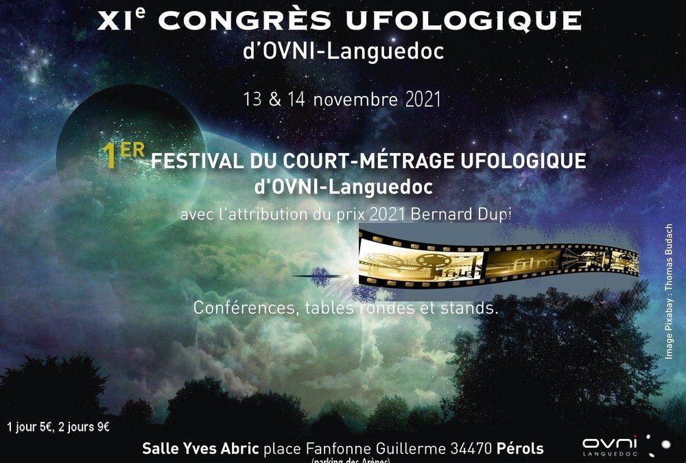 C'est l'évènement ufologique de l'automne en Occitanie.